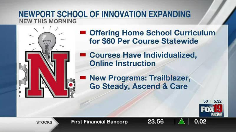 Newport School of Innovation expanding programs