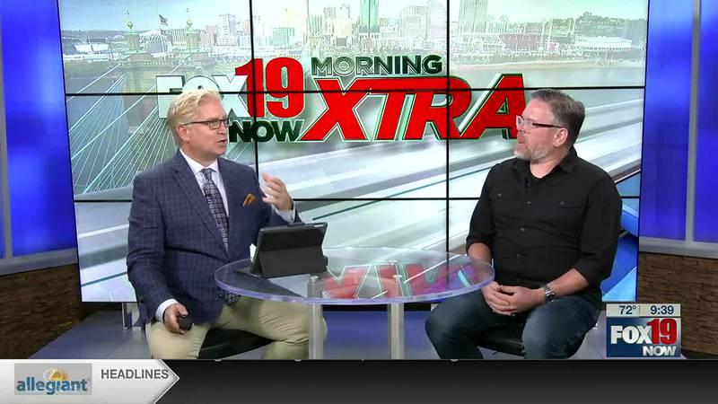 Cincinnati filmmaker Adam Stovall talks about film debut