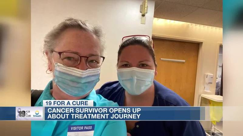 19 for a Cure: Cancer survivor says people should be their own advocates (part 2)