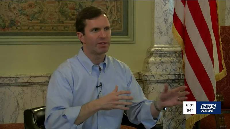 Gov. Andy Beshear on Wednesday confirmed three new coronavirus cases in the state, including...