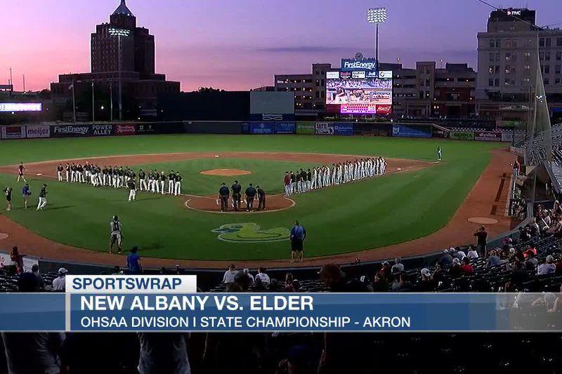 Elder baseball in Akron
