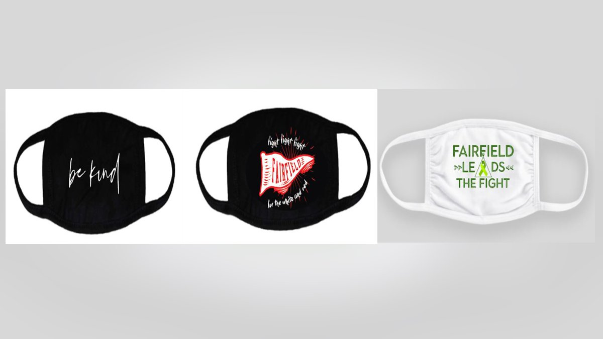 Fairfield Freshman and Senior High schools will be selling masks to help support suicide...