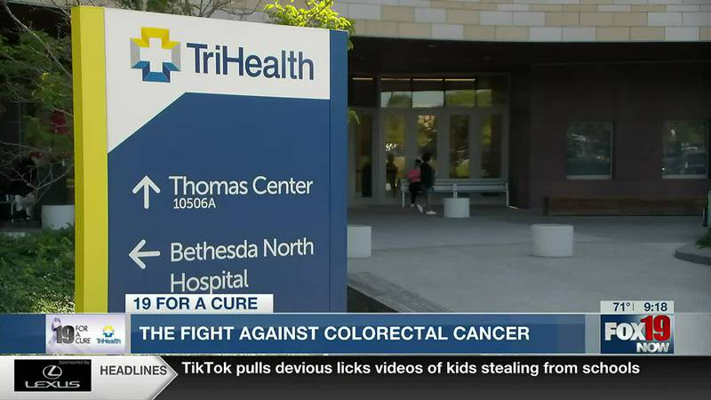 19 For A Cure: The Fight Against Colorectal Cancer