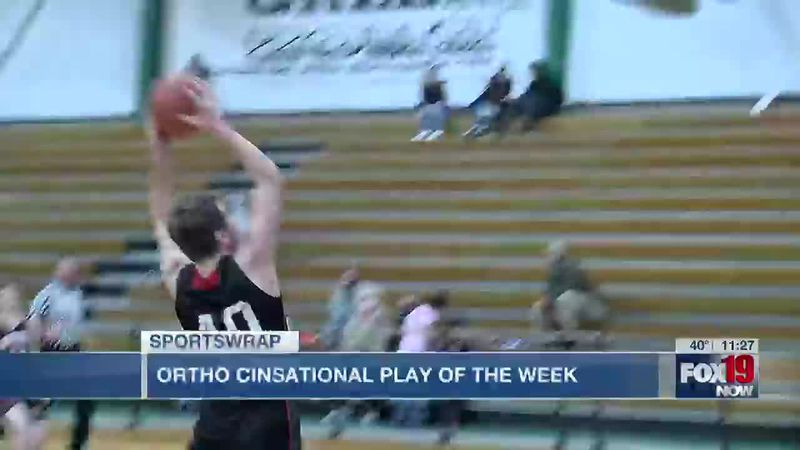 OrthoCinsational Play of the Week: Liam Singer