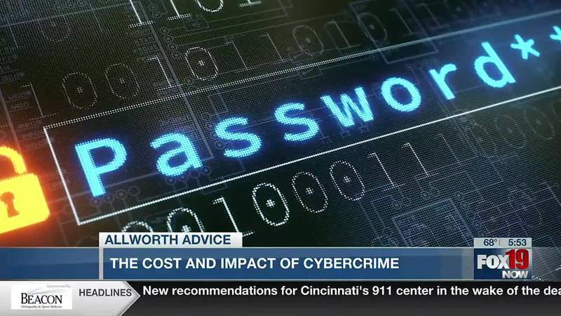 Allworth Advice: Cost, impact of cybercrime