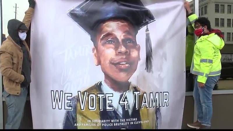Family of Tamir Rice asks people to vote and be his voice