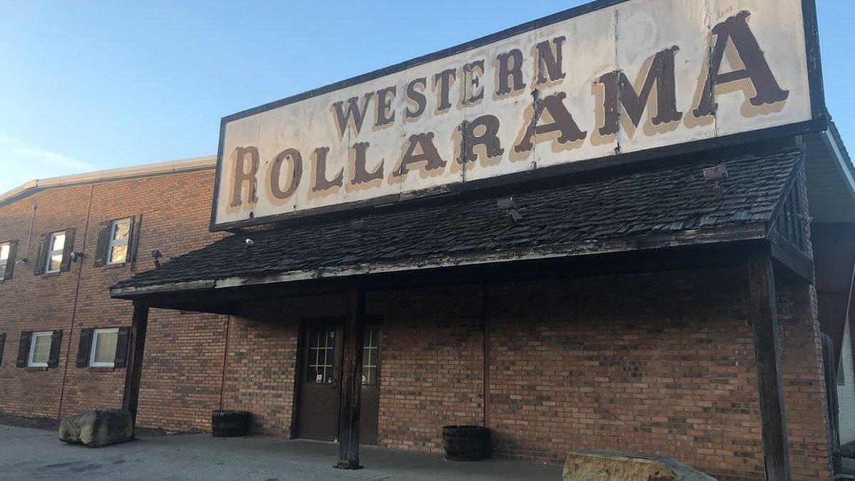Western Rollarama announced it's closure on Saturday.