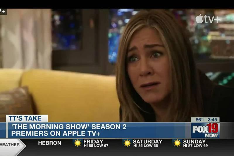 TT's Take: 'The Morning Show' season two premiers on Apple TV+