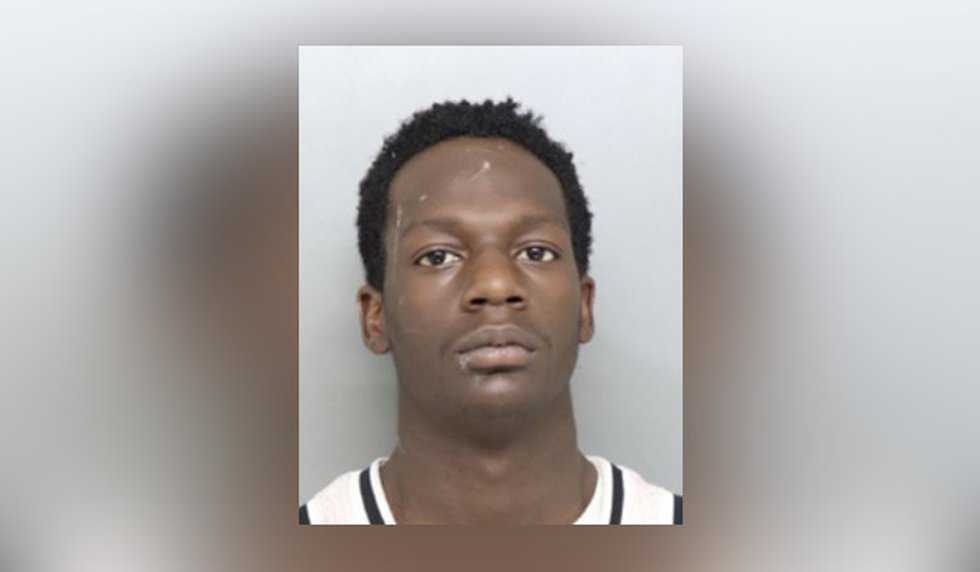 Christopher Solomon, 18, is one of two people arrested Tuesday.