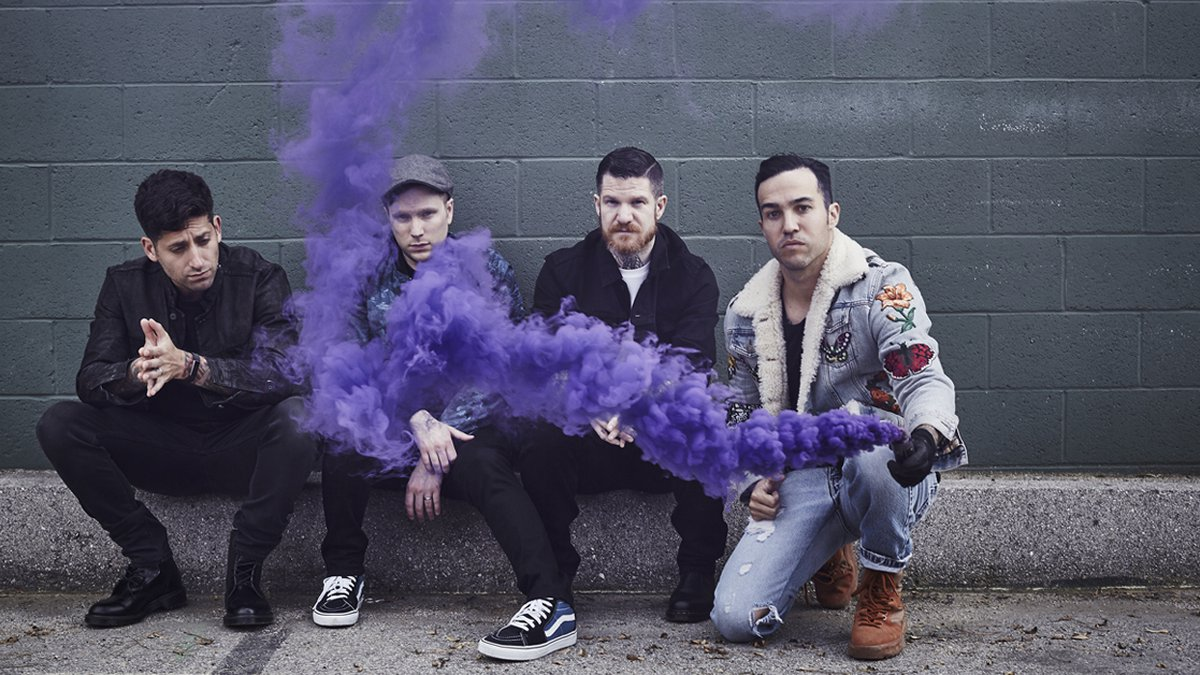 Fall Out Boy (provided)