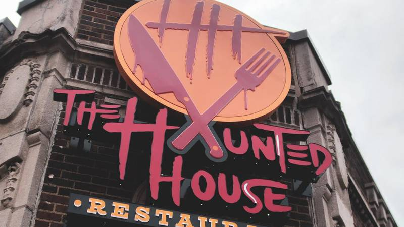 The Haunted House Restaurant is now open in Cleveland.