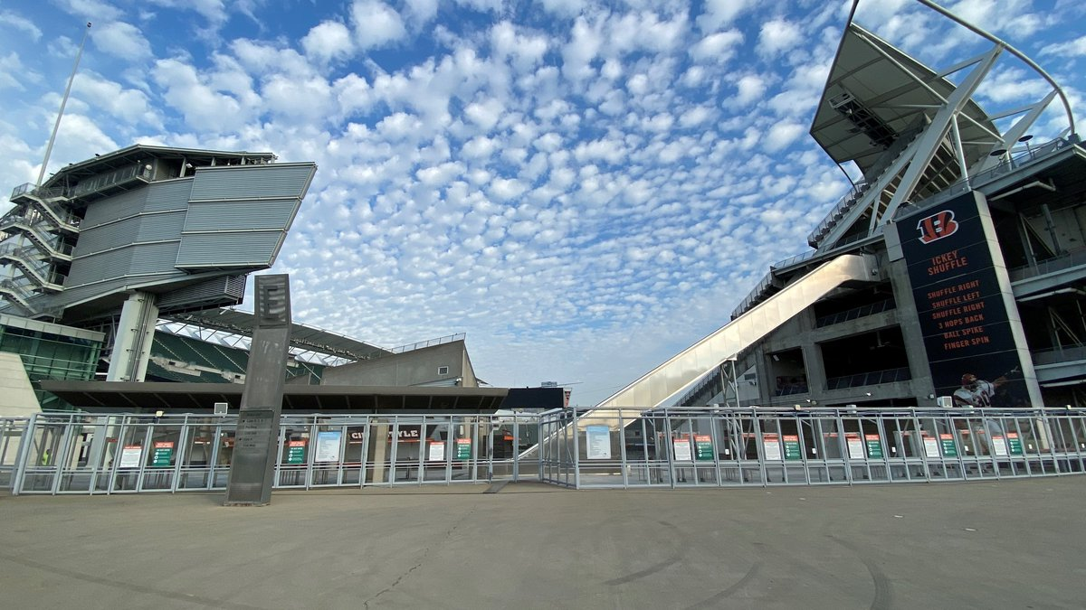The Bengals expect a packed house at Paul Brown Stadium for the Week 5 matchup.