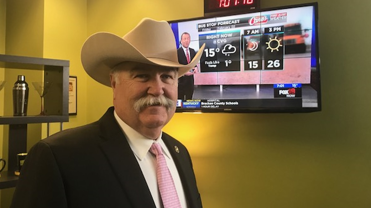 Butler County Sheriff Richard Jones appeared Feb. 1 on FOX19 NOW Morning News to discuss a new...
