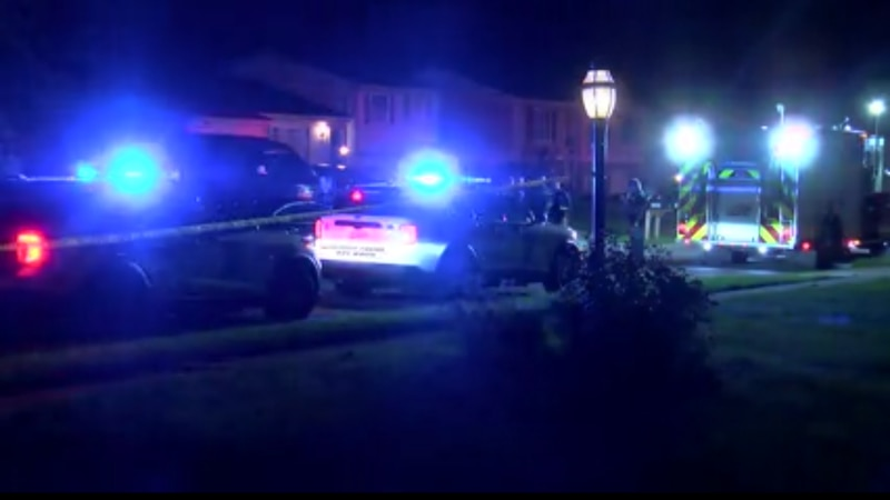A man was shot multiple times in Colerain Township and taken to a hospital, police say.