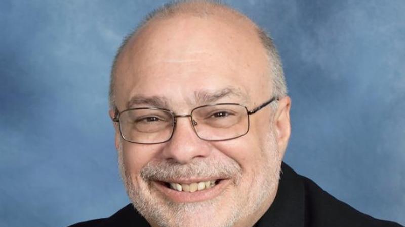 Father Geoff Drew