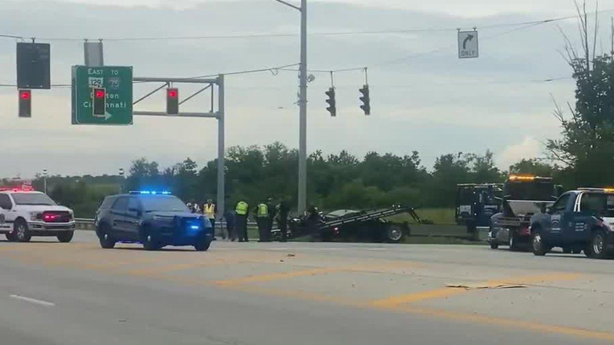 Motorcyclist dead in Butler County crash, police say