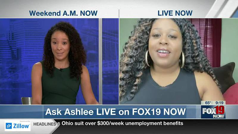 """Ask Ashlee speaks about """"The Building Wealth"""" at The Banks"""