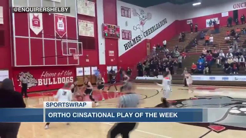 OrthoCinsational Play of the Week: Notre Dame Academy Pandas