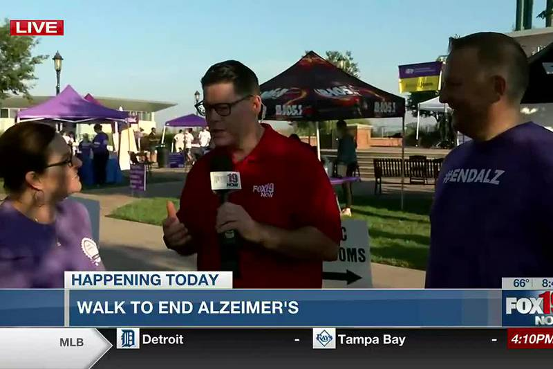 Alzheimer's Association raises funds, awareness for disease with walk in West Chester