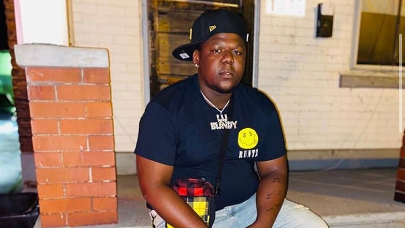 Charles Lewis Jr., 25, died after being shot multiple times in Lincoln Heights on Saturday.