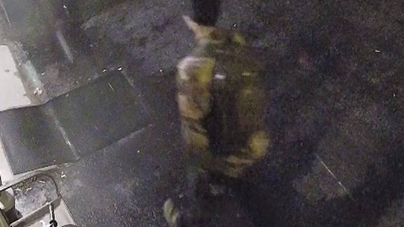 The Boone County Sheriff's Office and the ATF are trying to identify the person or persons...