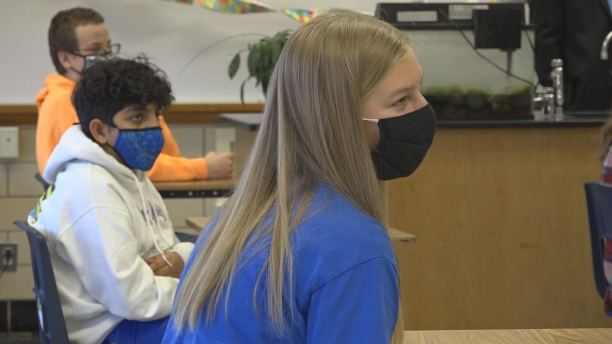 Columbus City School District students and faculty will wear masks to begin the 2021-22 school...