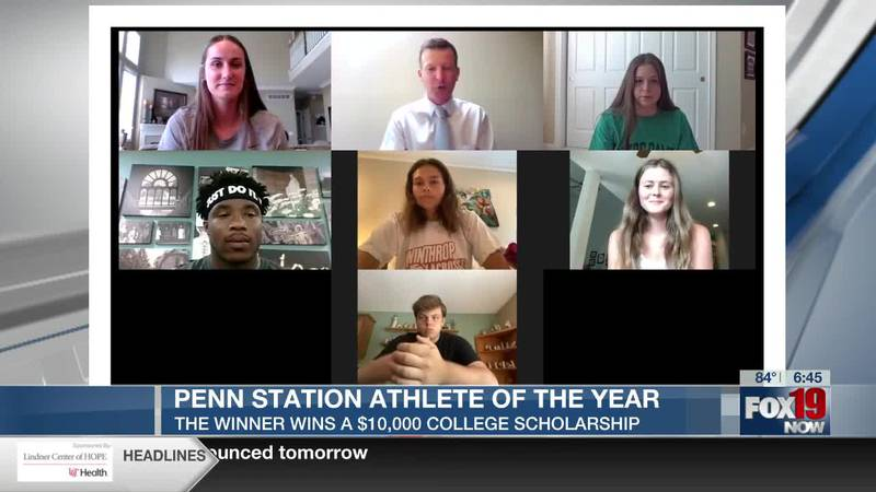 Penn Station Athlete of the Year: Corey Kiner