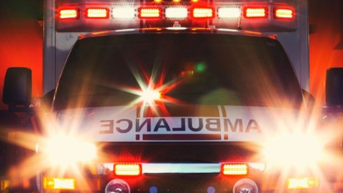 A Powhatan man died in a crash in Prince George County early Saturday morning.