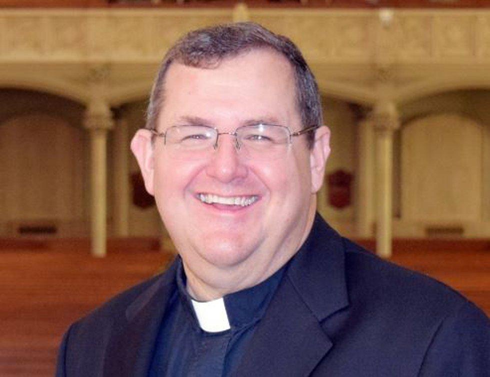 Bishop-elect John Iffert