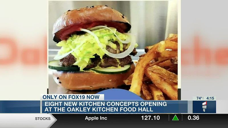 8 new kitchen concepts opening at Oakley Kitchen Food Hall
