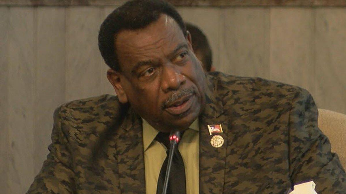 Cincinnati City Council member Wendell Young (FOX19 NOW)