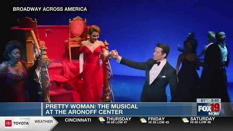 Pretty Woman: The Musical at the Aronoff