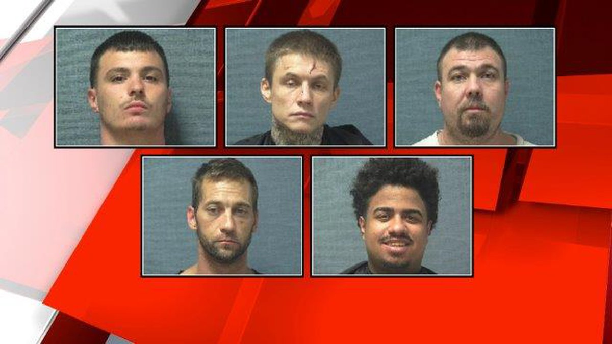 5 inmates escape from the Stark County Regional Community Correction Center