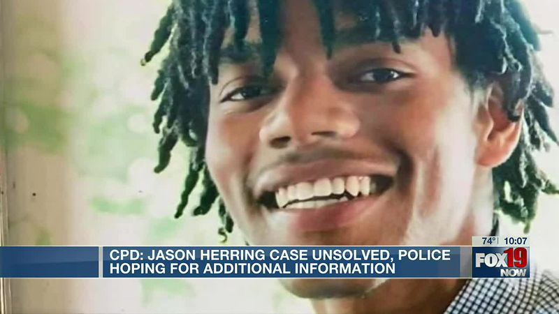 CPD: Jason Herring case unsolved, police hoping for additional information