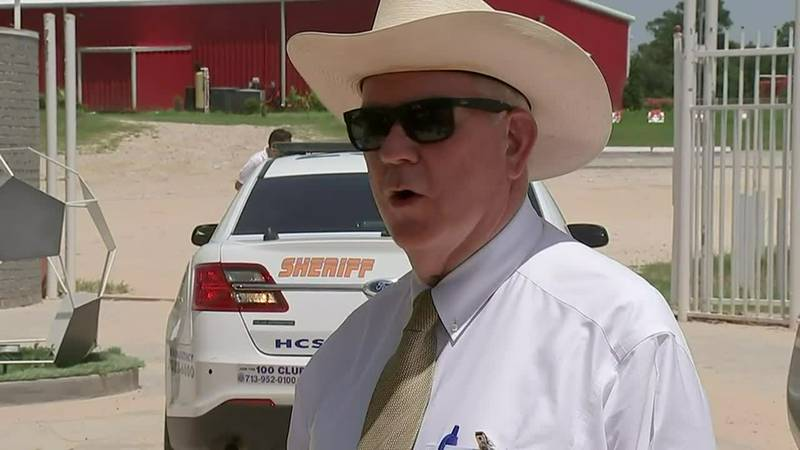 Sgt. Ben Bell of the Harris County Sheriff's Office said 100 people were at the youth soccer...