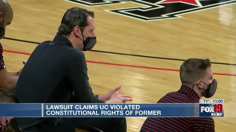 Fired coach John Brannen sues the University of Cincinnati