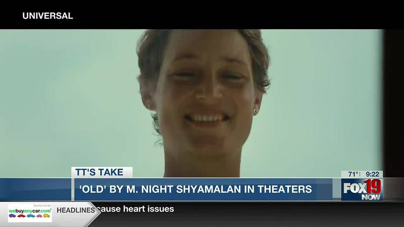 TT's Take on 'OLD' by M. Night Shyamalan
