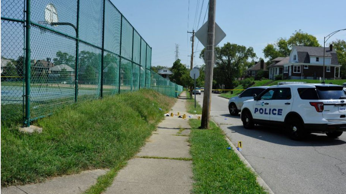 Chief Eliot Isaac says an undercover gang-unit officer in an unmarked vehicle saw Vernell...
