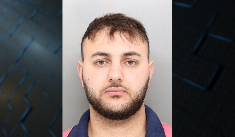 Cincinnati police charged Tayseer Abdel Qader Mustafa with buying alcohol hall for, and trying...