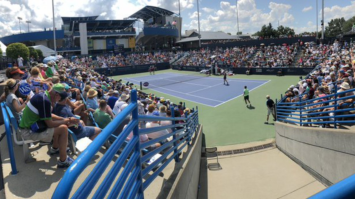 The 2021 Western & Southern Open begins on Aug. 14.