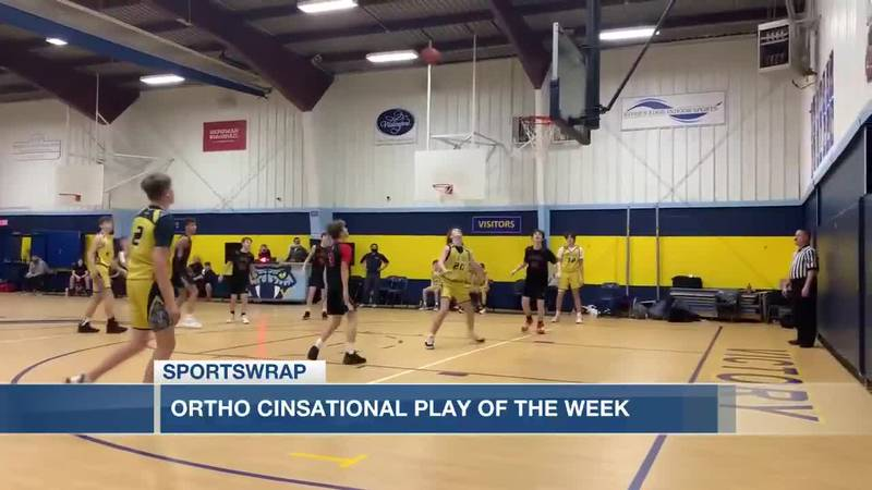 OrthoCinsational Play of the Week: Marjoni Tate, Patrick McLaughlin