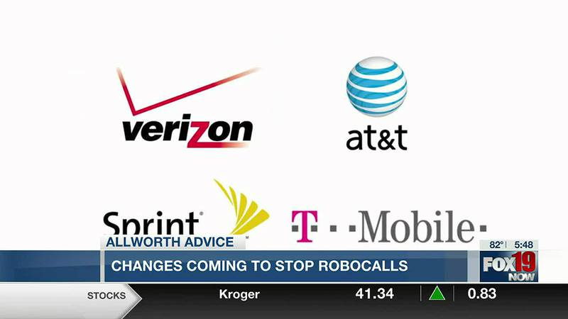 Allworth Advice: Changes coming to stop robocalls