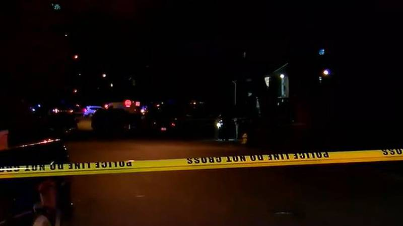 Police were at the scene of a fatal shooting that happened in Walnut Hills Friday night.