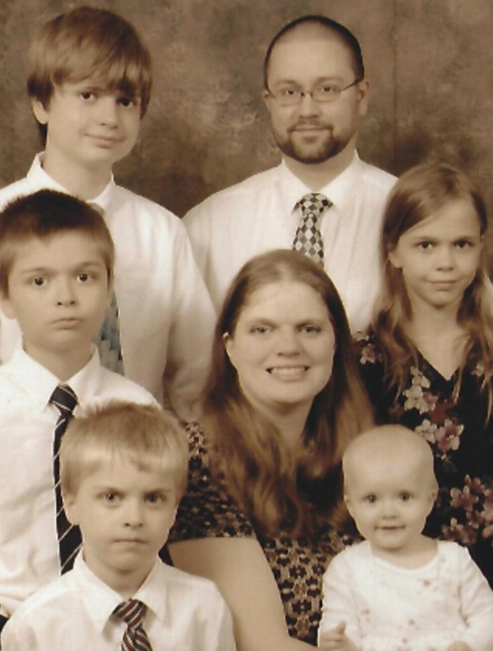 The Kroeger family (Go Fund Me)