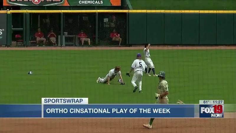 OrthoCinsational Play of the Week: Jack Vogele