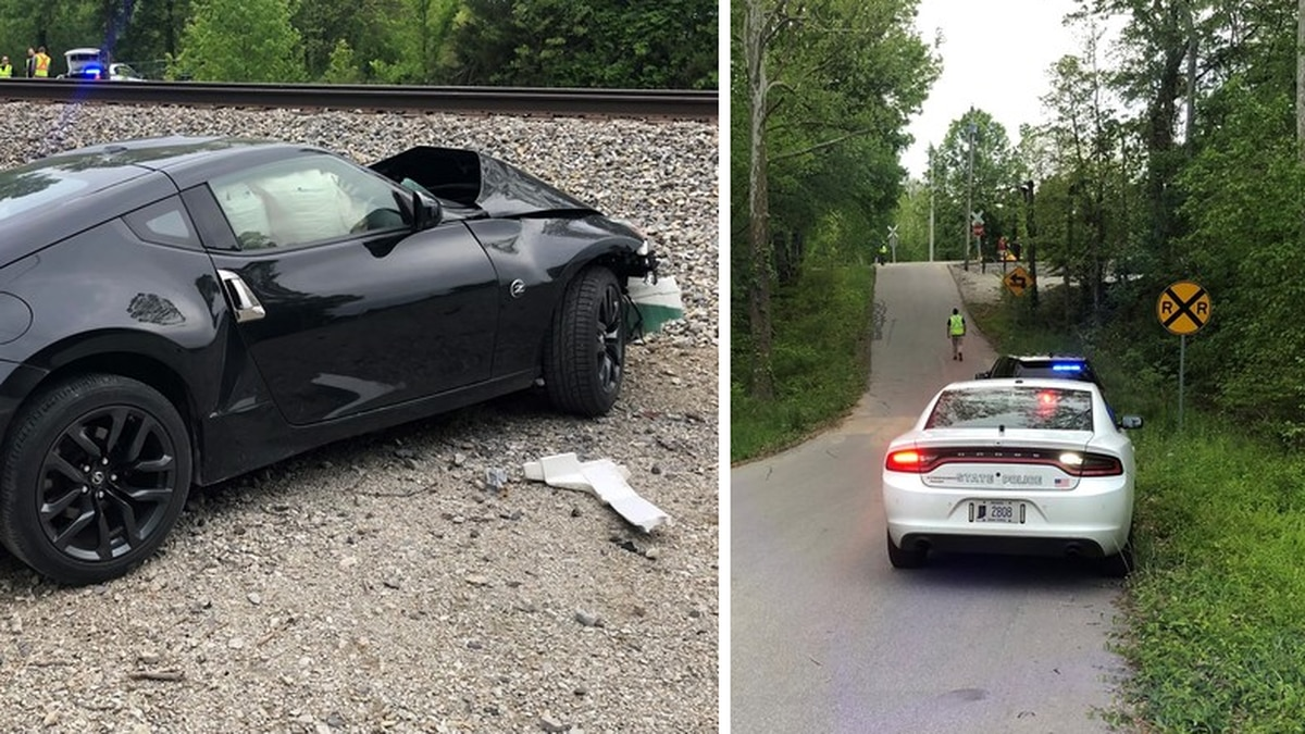 Indiana State Police Sgt. Stephen Wheeles said a train crash happened around 6:30 p.m. on...