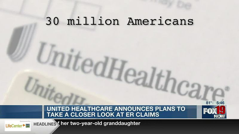 Allworth Advice: United Healthcare announces plans to take a closer look at ER claims