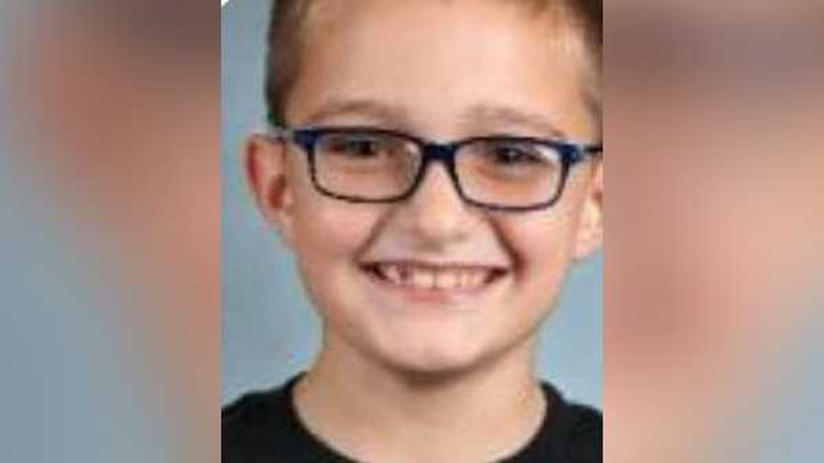 Ryan Turner, 8, was last seen at 10 p.m. on Wednesday with his non-custodial mother, Alicia...