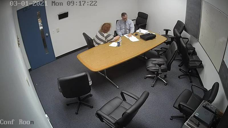 Brittany Gosney interrogation and polygraph test on March 1 [Part 1]