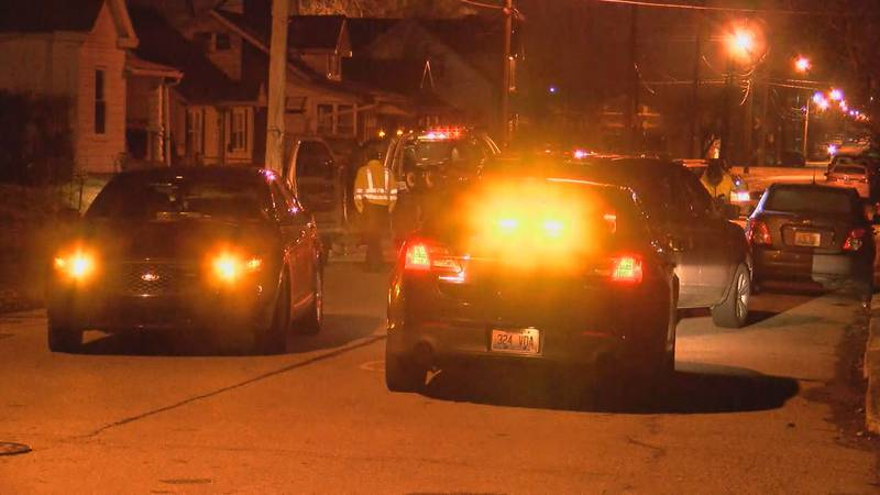 A baby died and a woman was injured after she crashed into a parked vehicle, according to...